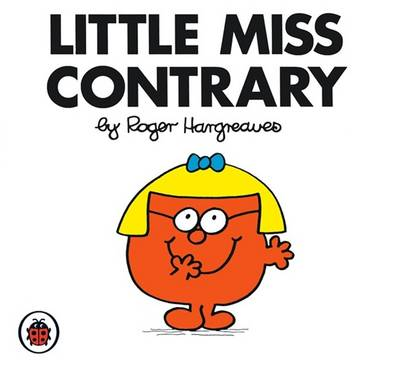 Little Miss Contrary by Roger Hargreaves
