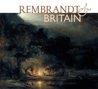 Rembrandt & Britain book
