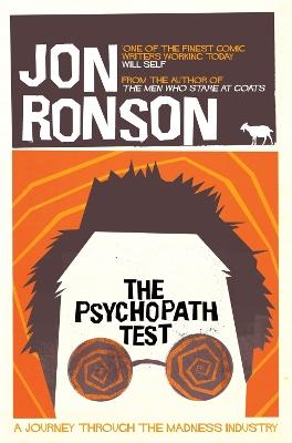 Psychopath Test book