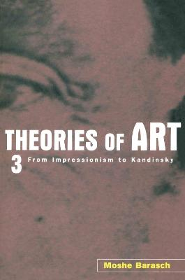 Theories of Art book