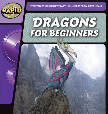 Rapid Phonics Dragons for Beginners Step 2 (Non-fiction) by Charlotte Raby