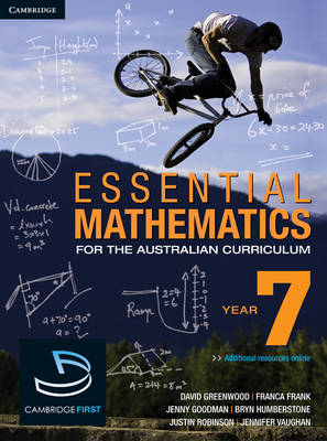 Essential Mathematics for the Australian Curriculum Year 7 by David Greenwood