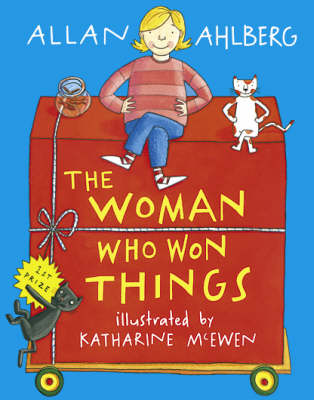 Woman Who Won Things by Ahlberg Allan
