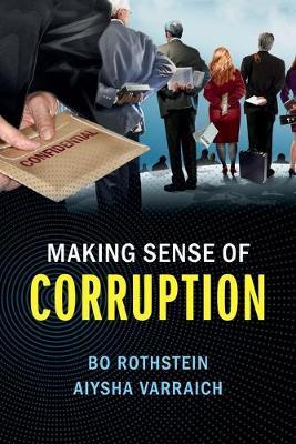 Making Sense of Corruption by Bo Rothstein