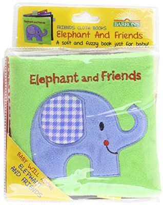 Elephant and Friends by Rettore