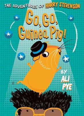 Go, Go, Guinea Pig! book