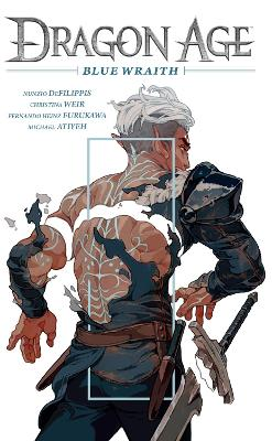 Dragon Age: Blue Wraith by Nunzio Defilippis