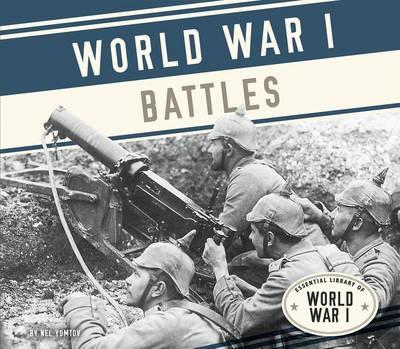World War I Battles book