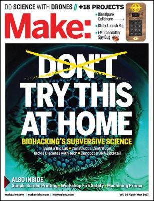 Make  Volume 56 by Mike Senese