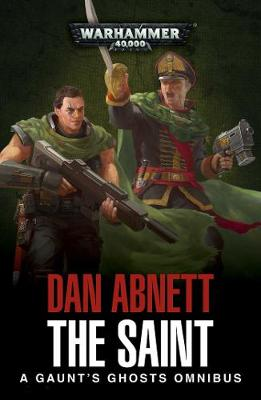 Saint by Dan Abnett