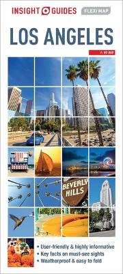 Insight Guides Flexi Map Los Angeles by