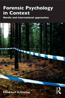 Forensic Psychology in Context book