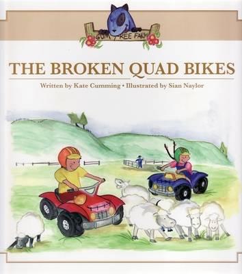 Broken Quad Bikes : Set of 4 by Kate Cumming