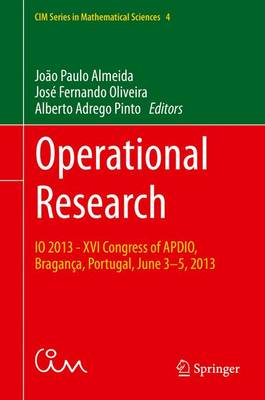 Operational Research by Paulo Almeida