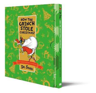 How the Grinch Stole Christmas! Slipcase edition by Dr. Seuss