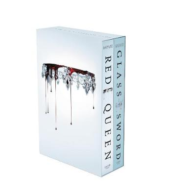 Red Queen 2-Book Paperback Box Set by Victoria Aveyard