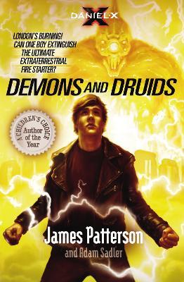 Daniel X: Demons and Druids book