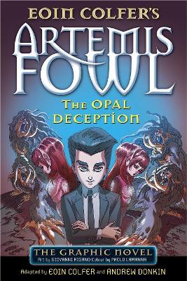 Opal Deception book
