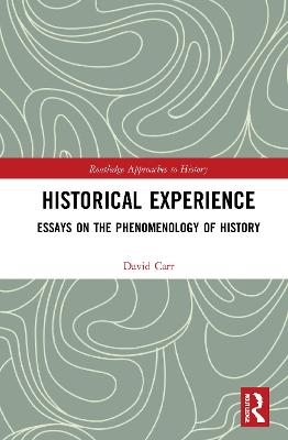 Historical Experience: Essays on the Phenomenology of History book