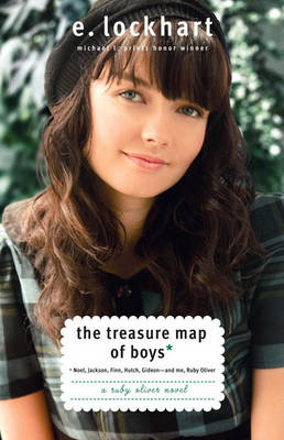 The Treasure Map of Boys by E Lockhart
