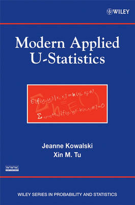 Modern Applied U-Statistics book