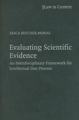 Evaluating Scientific Evidence book
