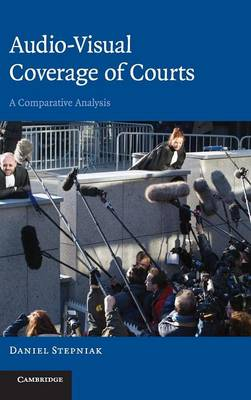 Audio-visual Coverage of Courts book
