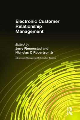 Electronic Customer Relationship Management book