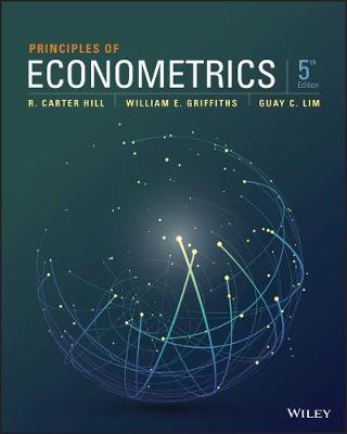 Principles of Econometrics 5E by R. Carter Hill