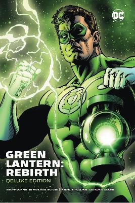 Green Lantern: Rebirth Deluxe Edition by Geoff Johns