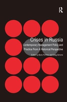 Crises in Russia by Boris Porfiriev