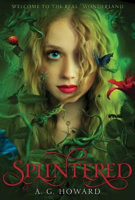 Splintered book