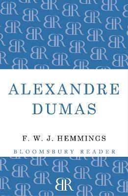 Alexandre Dumas by F. W. J. Hemmings