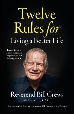 12 Rules for Living a Better Life book