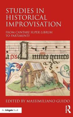 Studies in Historical Improvisation by Massimiliano Guido