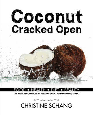 Coconut Cracked Open by Christine Schang