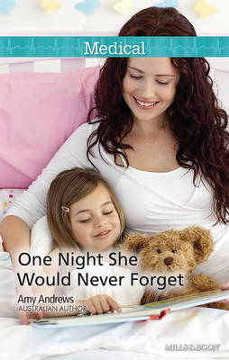 One Night She Would Never Forget by Andrews Amy