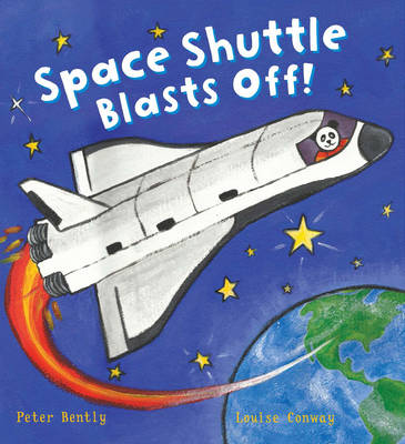 Busy Wheels: Space Shuttle Blasts off book