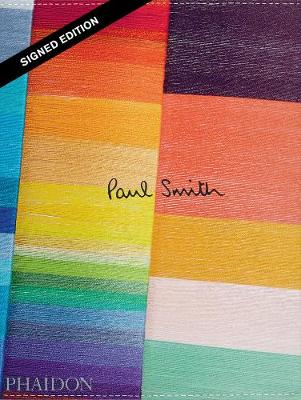 Paul Smith (Signed Edition) book