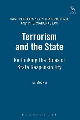 Terrorism and the State book
