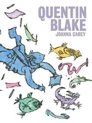 Quentin Blake book