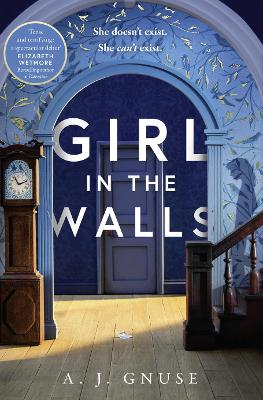 Girl in the Walls book
