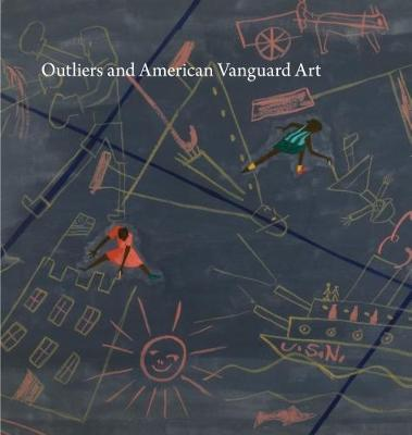 Outliers and American Vanguard Art book