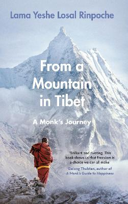 From a Mountain In Tibet: A Monk's Journey by Lama Yeshe Losal Rinpoche