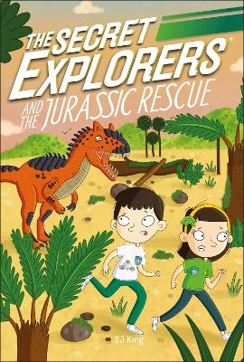 The Secret Explorers and the Jurassic Rescue book