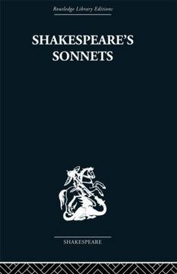 Shakespeare's Sonnets by Kenneth Muir