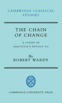 Chain of Change by Robert Wardy