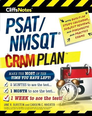 CliffsNotes PSAT/NMSQT Cram Plan by