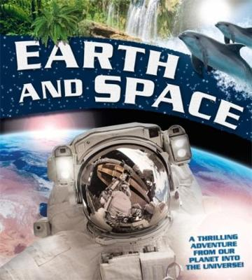 Navigators: Earth and Space PB by Claire Llewellyn