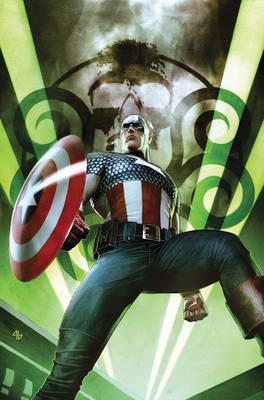 Captain America Captain America: Hail Hydra Hail Hydra by Jonathan Maberry